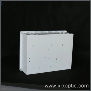 Strong structure fiber optic information multimedia box